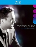 Michael Buble. Caught in The act, Blu-ray