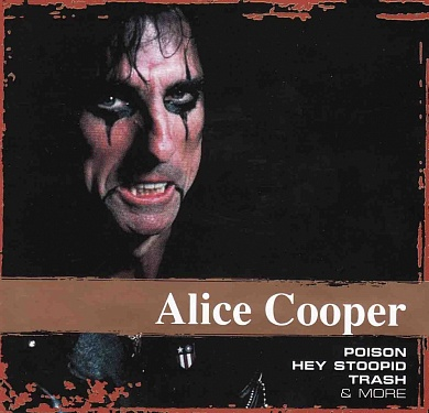 Alice Cooper. Collections, CD